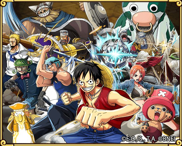 Found a Transponder Snail! Giants, sea monsters and other amazing encounters! bnent.jp/optc-den2e/ #TreCru