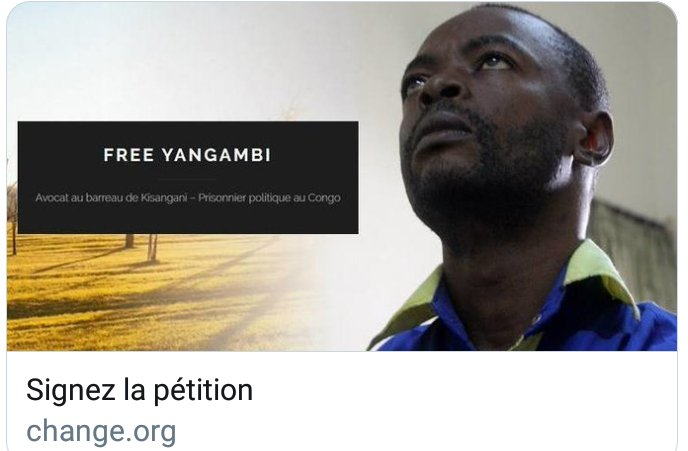 Image result for Free Firmin Yangambi