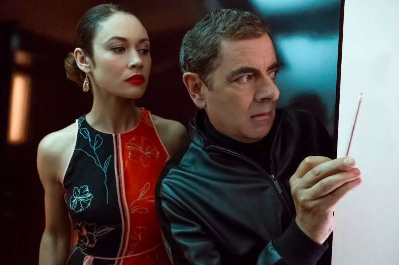 Johnny English Strikes Again continues the mild adventures of Rowan Atkinsons un-super spy trib.al/eWJ3OMh