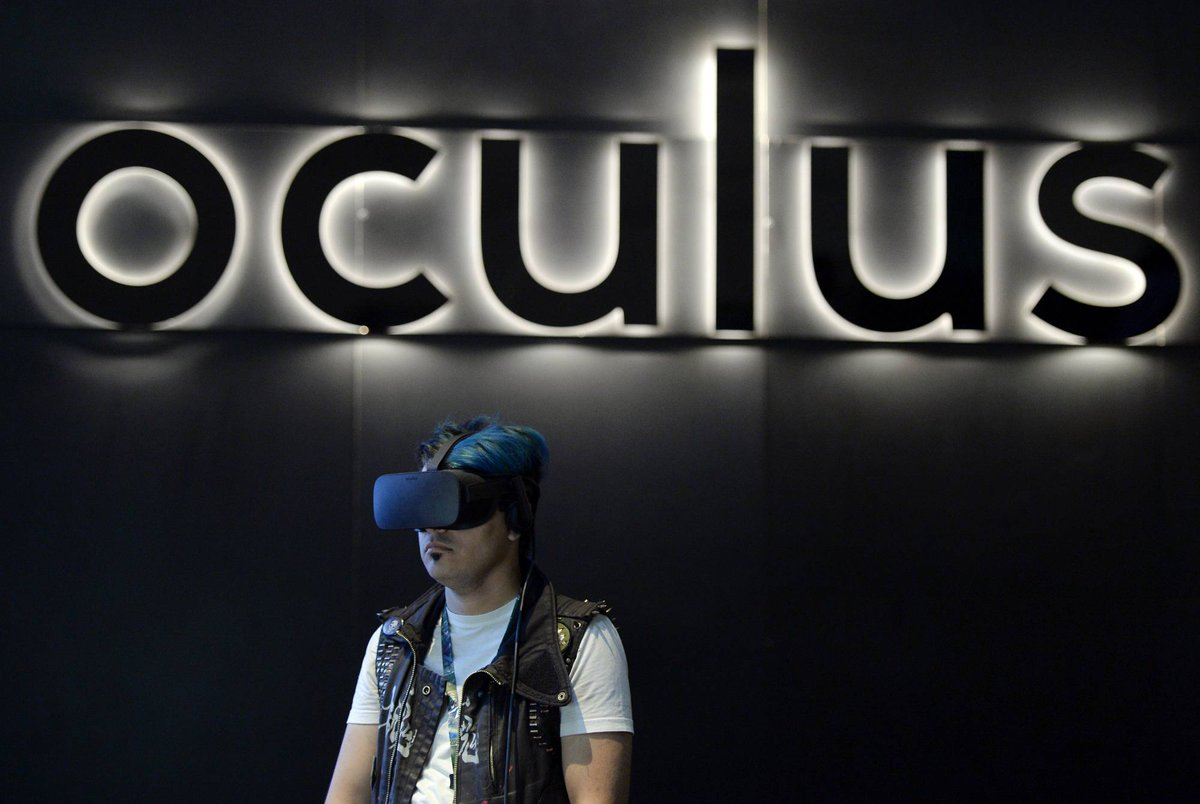 Oculus Co-Founder and CEO Brendan Iribe Is Leaving Facebook https://t.co/gMUenwf5dx