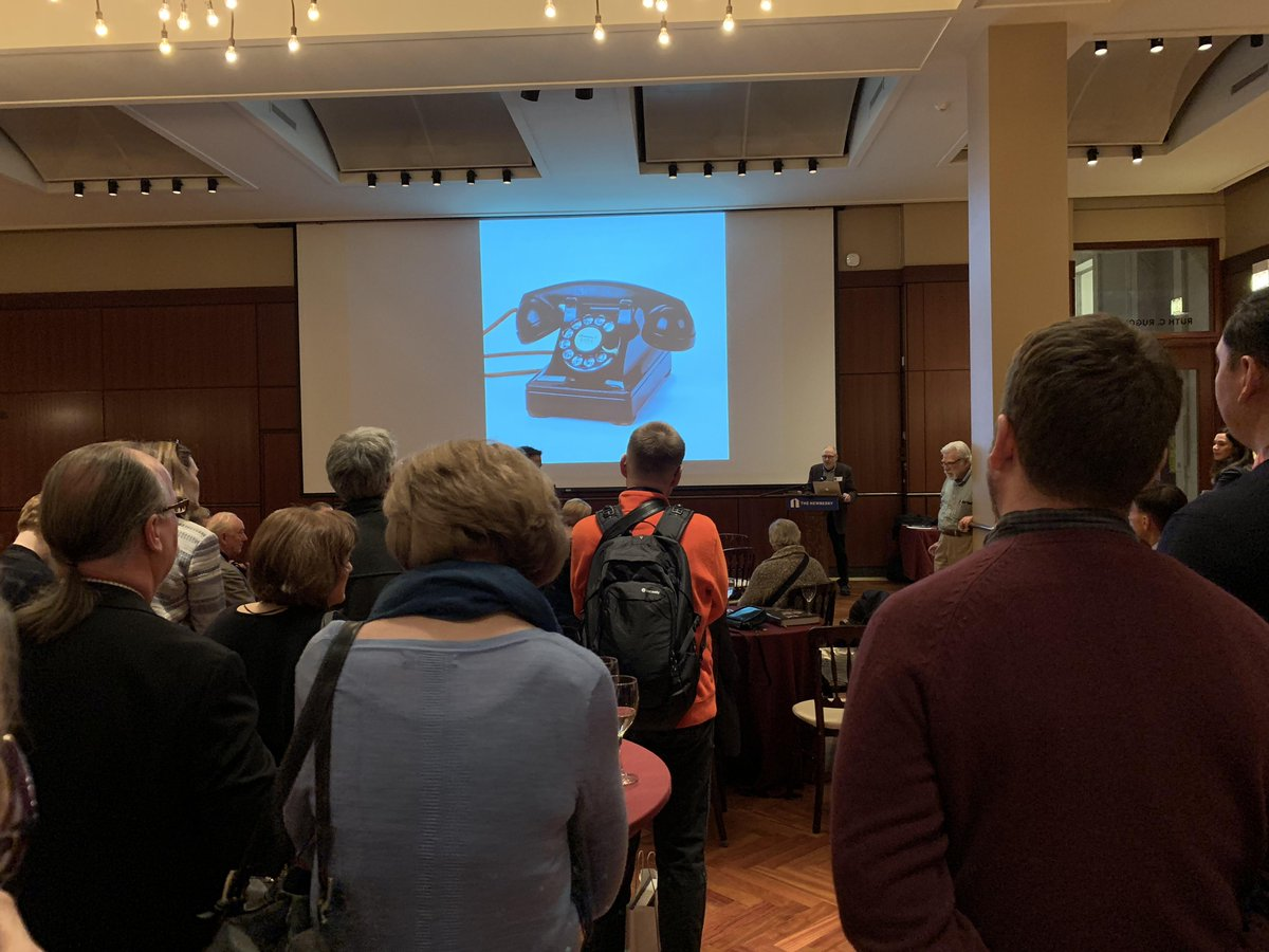 A photo from last weeks book launch event at the Newberry Library! CADS members, donors, and new faces alike celebrated the release of our book Art Deco Chicago: Designing Modern America. Visit chicagodeco.org/store to purchase a copy for yourself!