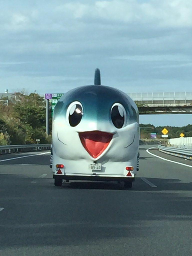 新東名で遭遇!