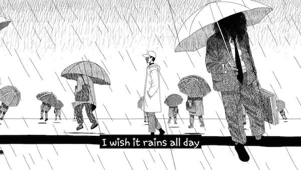 #RM 's#forever_rain  is truly beautiful and we're honestly emotional about it -- listen to his new song and watch the music video here:https://t.co/EMxzndHoQf #monoishere #ForeverRainOutNow #RMono ono