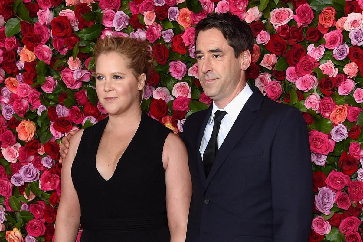 Amy Schumer Is Pregnant With Her First Child https://t.co/Jr3WEWwUx8