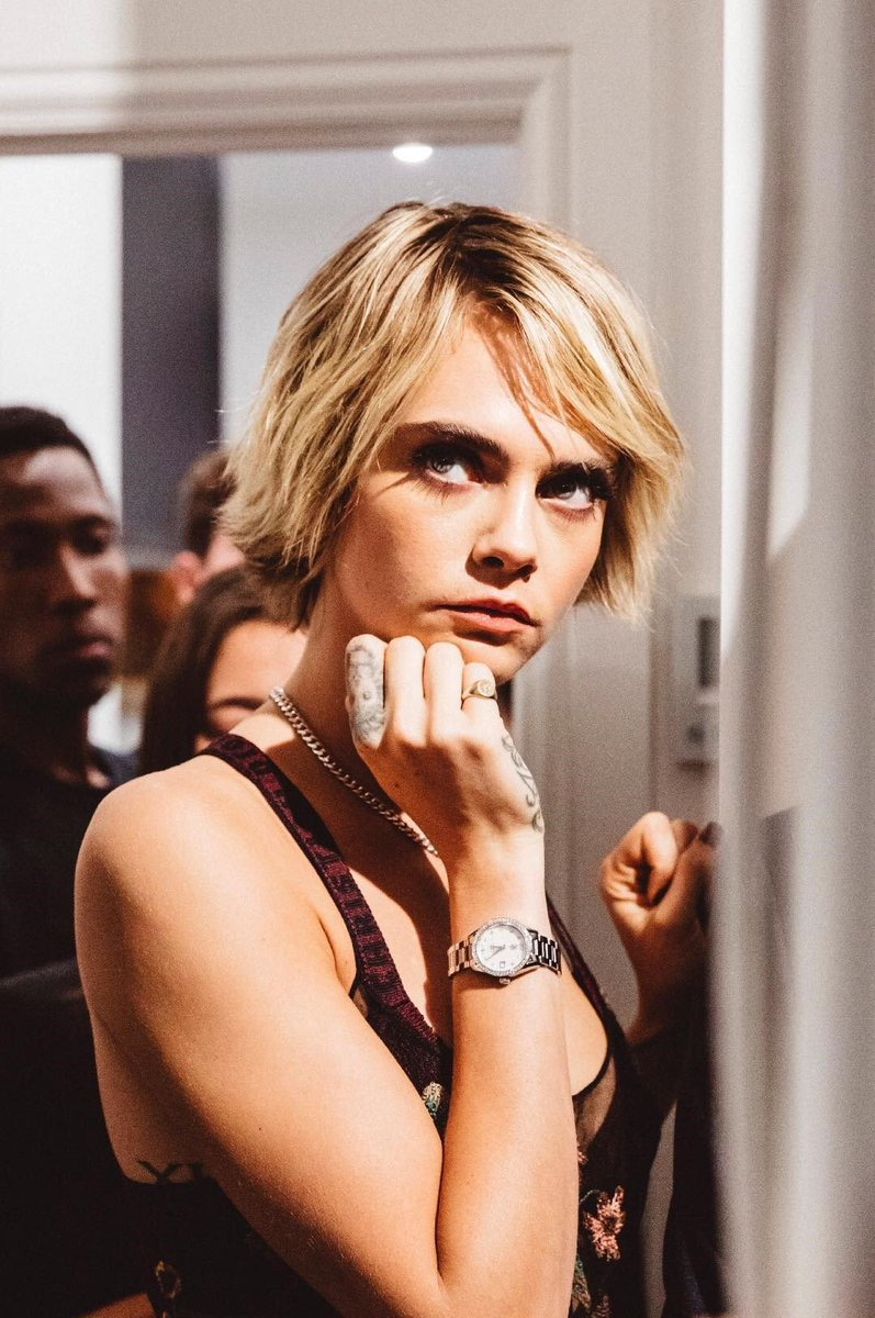 butt Twitter Cara Delevingne naked photo 2017
