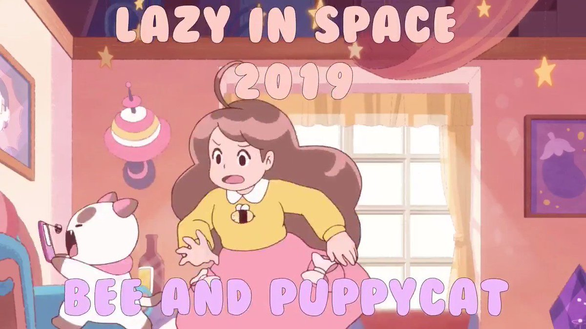 I CAN'T WAIT FOR MORE BEE AND PUPPYCAT!!! ✨