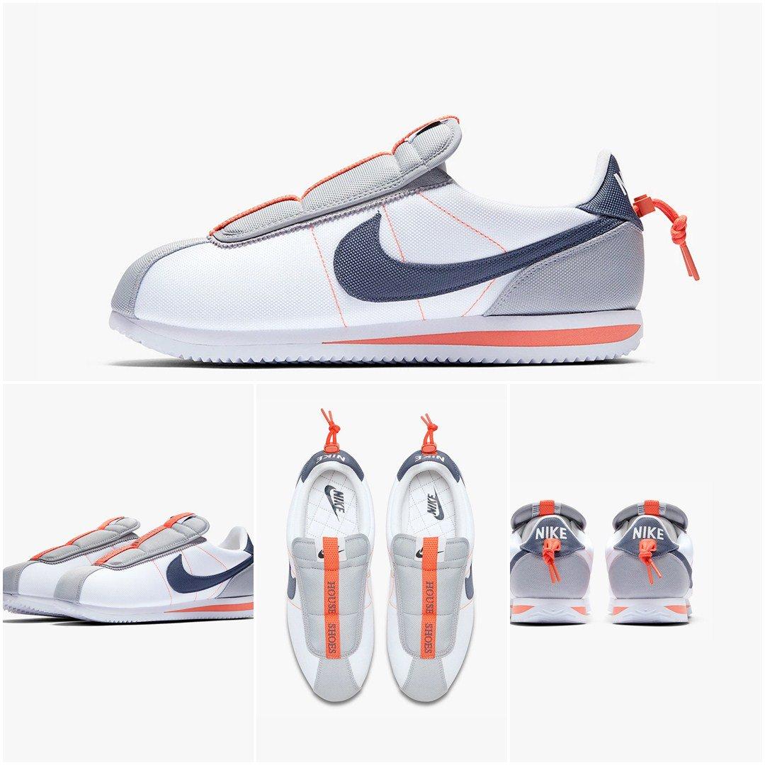 On Cortez Nike Shoes Lamar Retro Basic Kendrick B8tryvfwq X Twitter Slip DI29WEH
