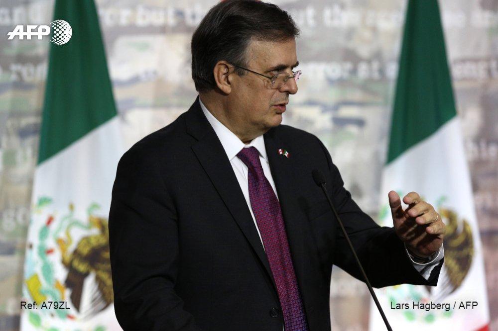 Próximo canciller mexicano promete inversión para retener a migrantes centroamericanos #AFP https://t.co/0Lh9Zsry00