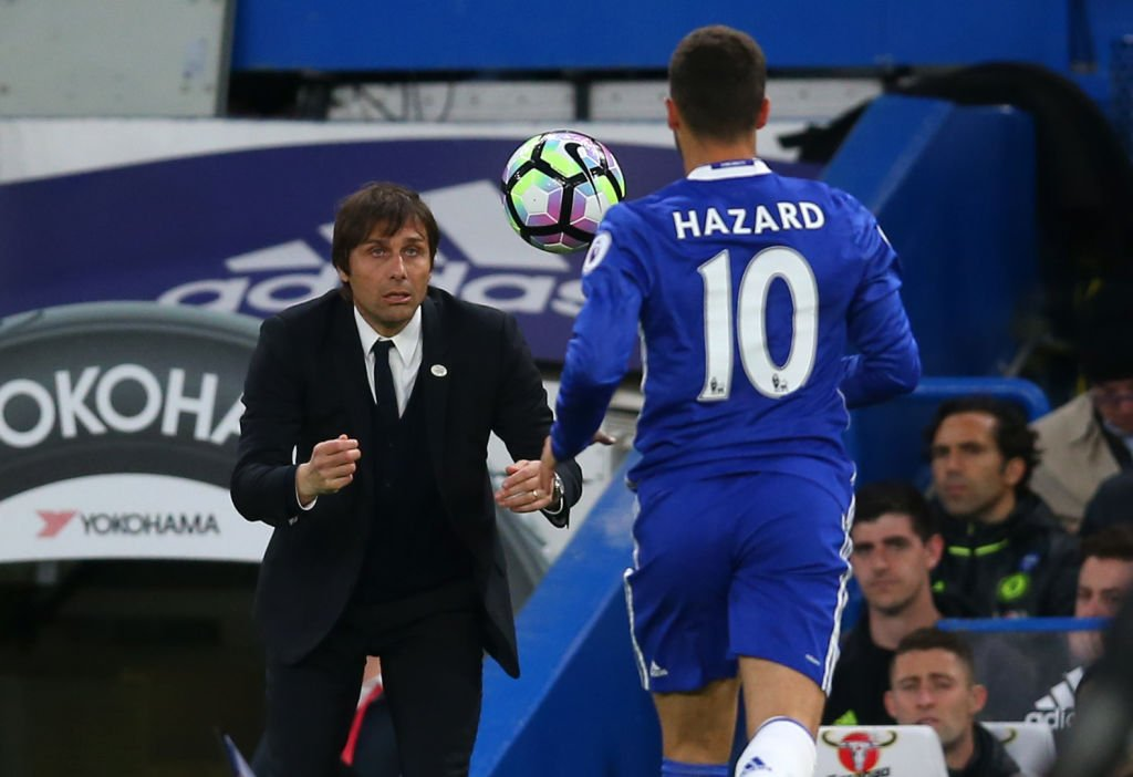 Real Madrid want Antonio Conte and that could have a big impact on Eden Hazards future, according to tomorrows papers. Gossip: bbc.in/2JcUWon