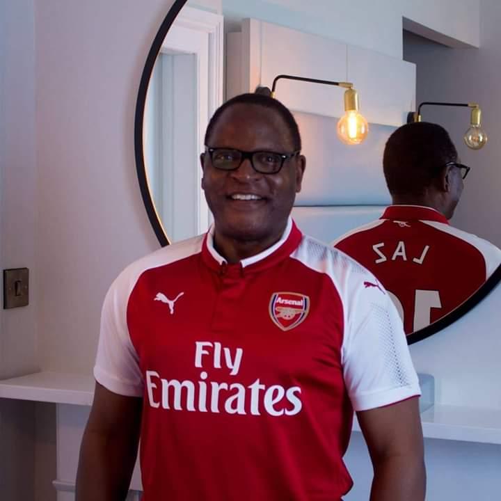 "Dr. Lazarus Chakwera on Twitter: ""As a big @Arsenal fan, let me ..."