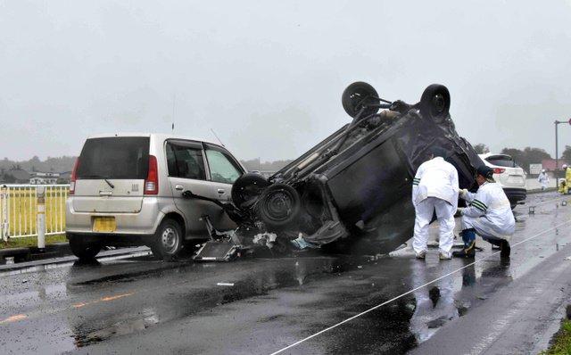 【飲酒運転】国道で時速130キロで追突した男「飲酒したが正常に運転できた」 https://t.co/AY5EAol1ML  青森県の国道で飲酒運転をし4人が死亡した多重事故で、運転をしていた32歳男を逮捕。容疑を否認している。