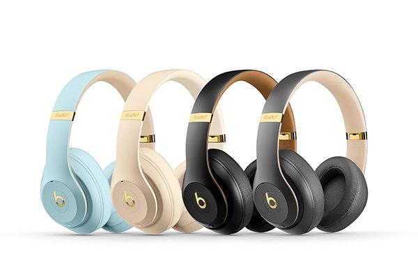 [明日発売] Beats by Dr. Dreのワイヤレスヘッドフォンに新色 - クリスタルブルーやサンドカラー - https://t.co/uFFoy7PDpy