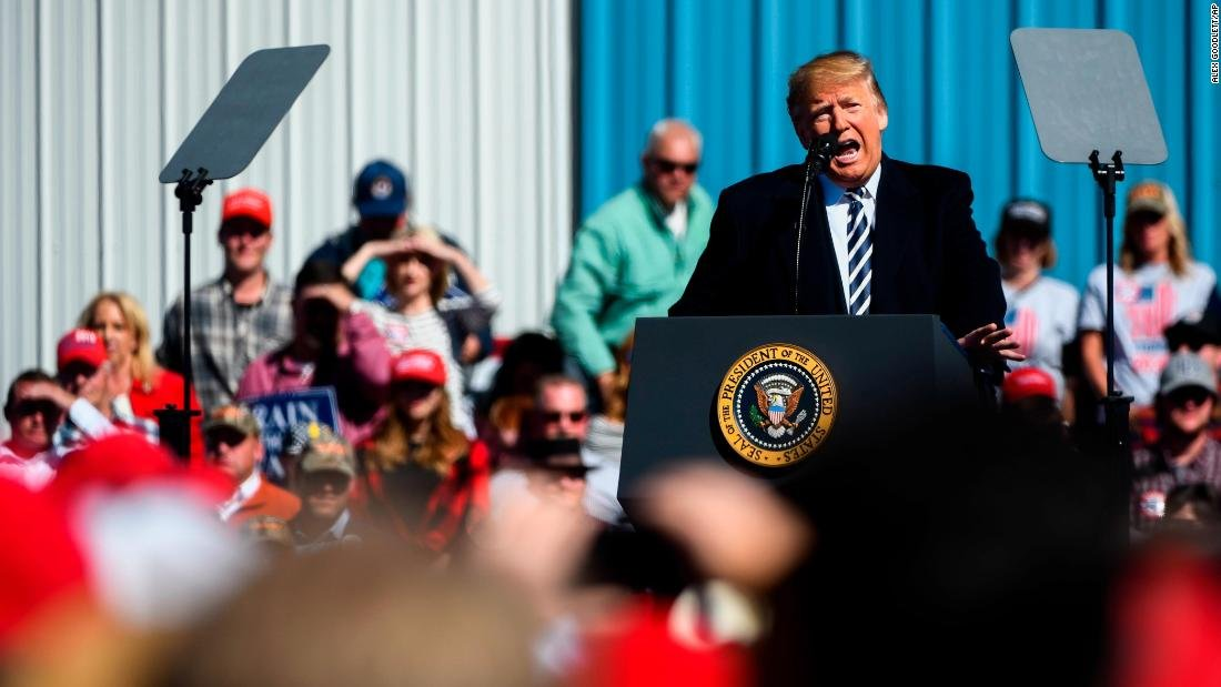 President Trump's remarkable, misinformation-filled midterms media blitz | Analysis by CNN's @brianstelter and @LaurenDezenski https://t.co/lkQKICIxgJ