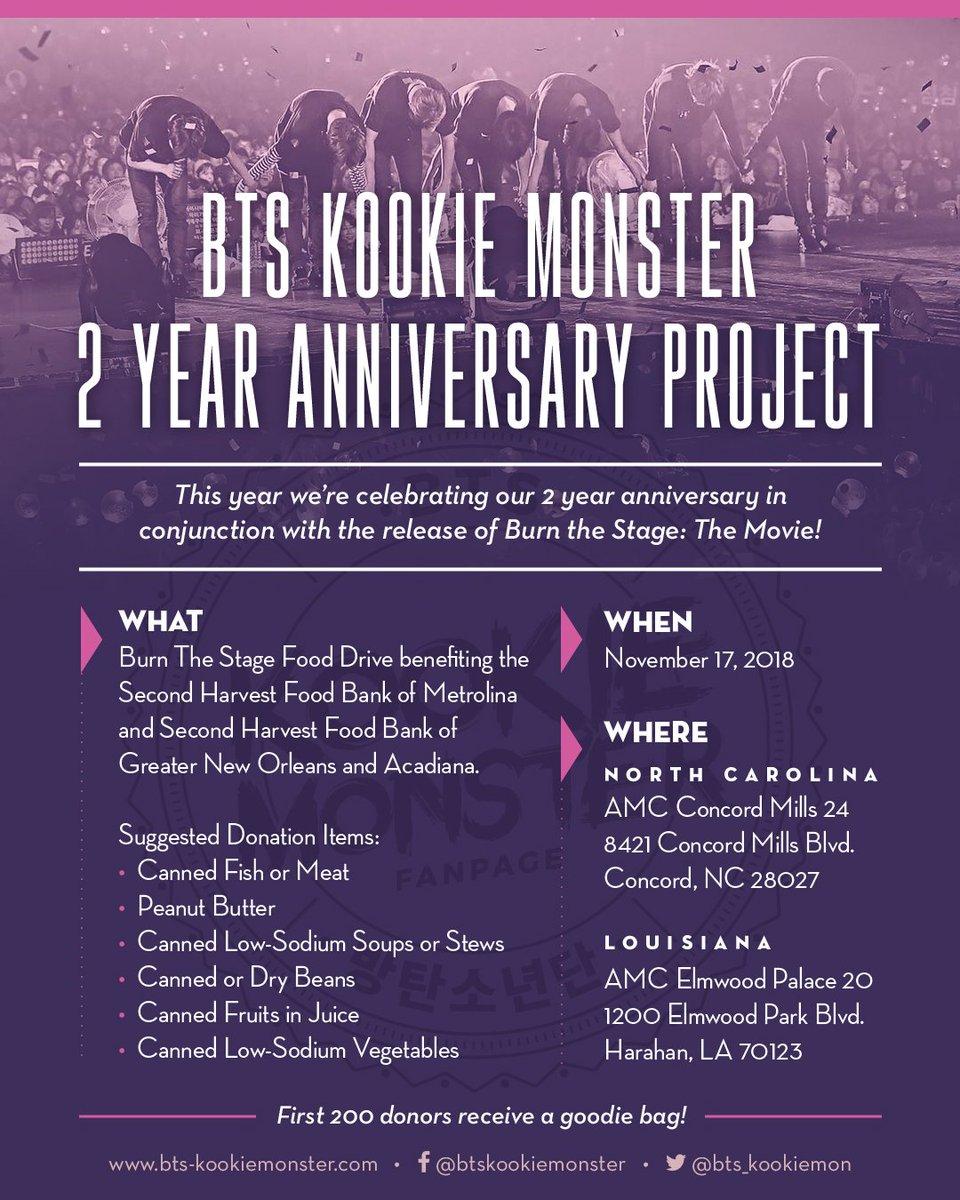Bts Kookie Monster On Twitter Date Correction November 17 2018