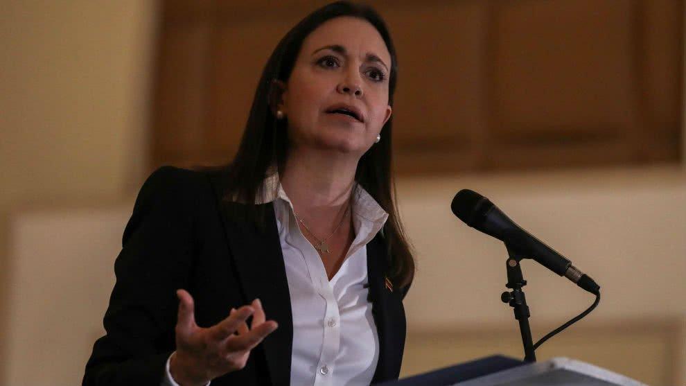 [#ATENCIÓN] Expresidente Pastrana denuncia planificación de atentado contra María Corina Machado https://t.co/1Cux1GrXIv