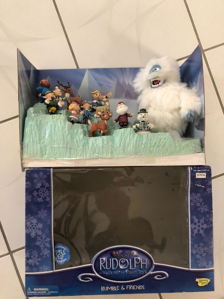 Rudolph The Island Of Mist Toys Bumble and Friends Exclusive Talk Elf https://t.co/wuuBUBdZTC https://t.co/oUtKKz82Gu