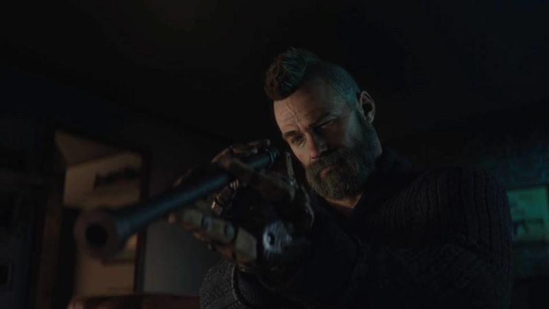 Black Ops 4 is the first Call of Duty without a traditional story campaign, but the game still gives us some of the series' best cutscenes: bit.ly/2CYytLj