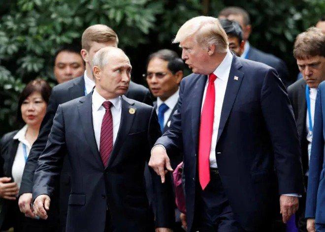 #SepaQue John Bolton, el asesor de seguridad nacional del presidente Donald Trump, planteará en el Kremlin que disminuyan su apoyo a Venezuela, Cuba y Nicaragua https://t.co/jVYxzai1cm