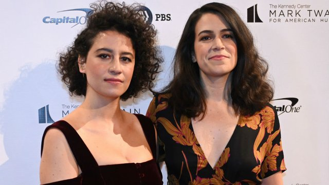 'Broad City' stars call for Hillary Clinton not to run for president again https://t.co/wXfBOu3zYV https://t.co/cHNY5XzVWr