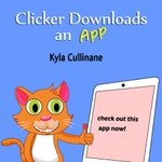 Another delightful and educational picture book for children in the Clicker the Cat series by Kyla Cullinane. I gave it 5 stars https://t.co/PPBzcHx8qS @kyla_cullinane