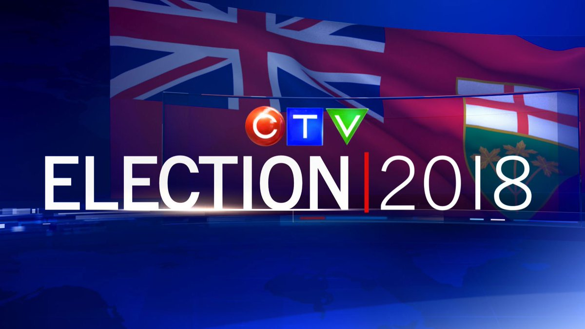 WATCH LIVE as CTV News Toronto brings you special coverage of the Toronto municipal election   https://t.co/qWkH3RXbdO