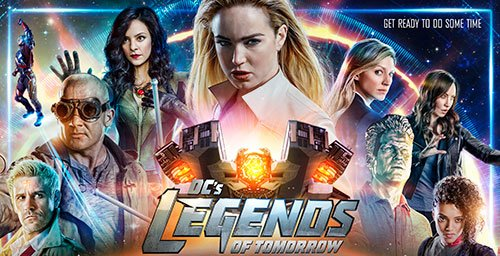 Just one more hour to go! DC's #LegendsOfTomorrow returns TONIGHT at 9 p.m. on The CW Philly!
