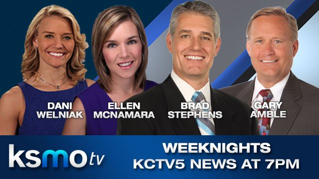 KCTV5 News at 7: Download the FREE KCTV5 app today to watch newscasts live or on demand anytime, anywhere. KCTV5 is available on multiple platforms. >> https://t.co/XsYeyuO71N