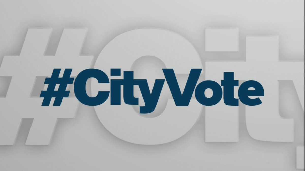 The polls have closed and #CityVote election coverage is underway. We have reporters in all 25 wards across the city. You can watch full coverage now on channel 368 (Rogers Cable) or on channel 430 (Rogers Ignite) or watch live online here  https://t.co/vglXBRzLbo