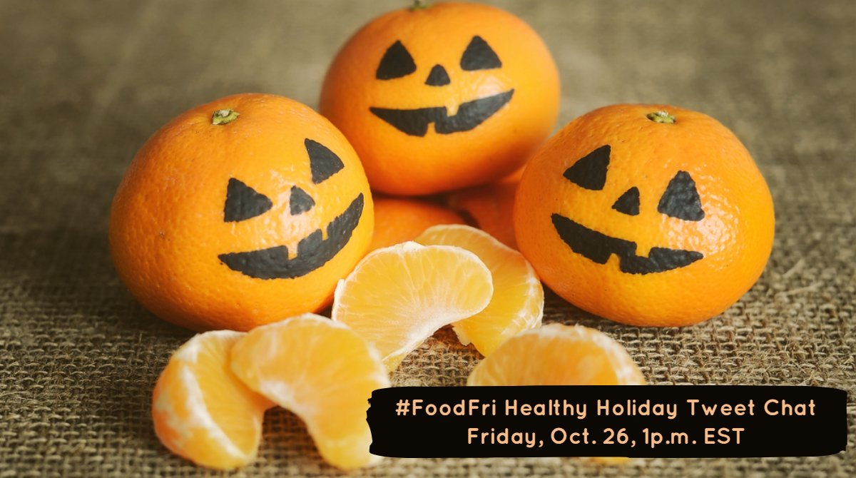 Why are #HealthyHoliday celebrations so important for kids and parents alike? Find out with us and @MomsRising at a special holiday #FoodFri Tweet chat, Friday, October 26 at 1p.m. EST!