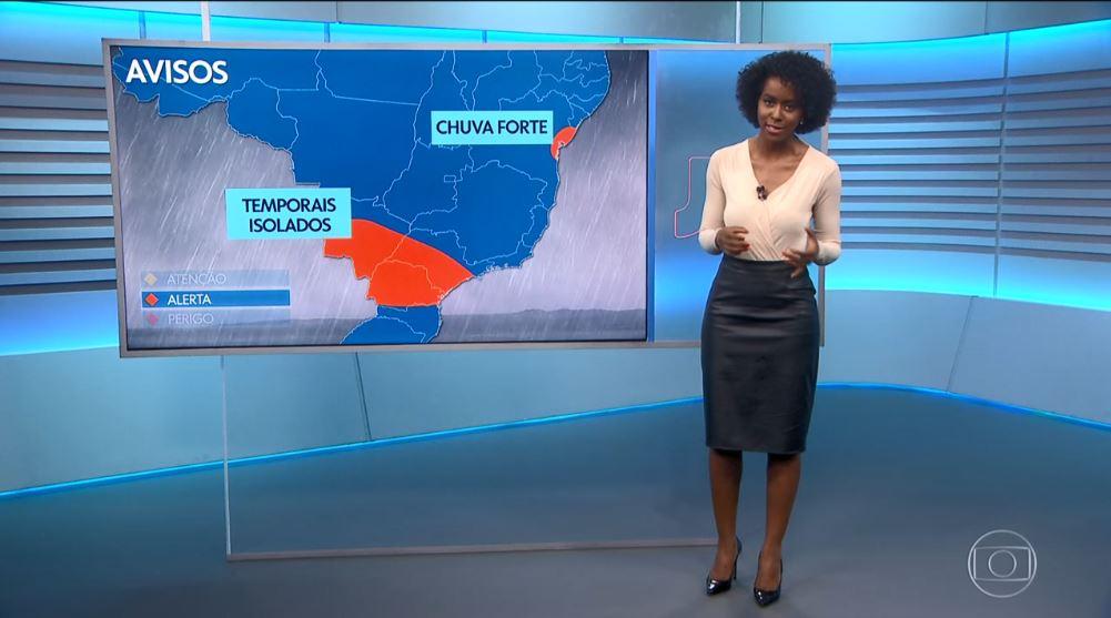 Alerta de temporais para Mato Grosso do Sul, São Paulo e Paraná; veja como fica o tempo nesta terça (23): https://t.co/0mQ4jIOUsu #JN