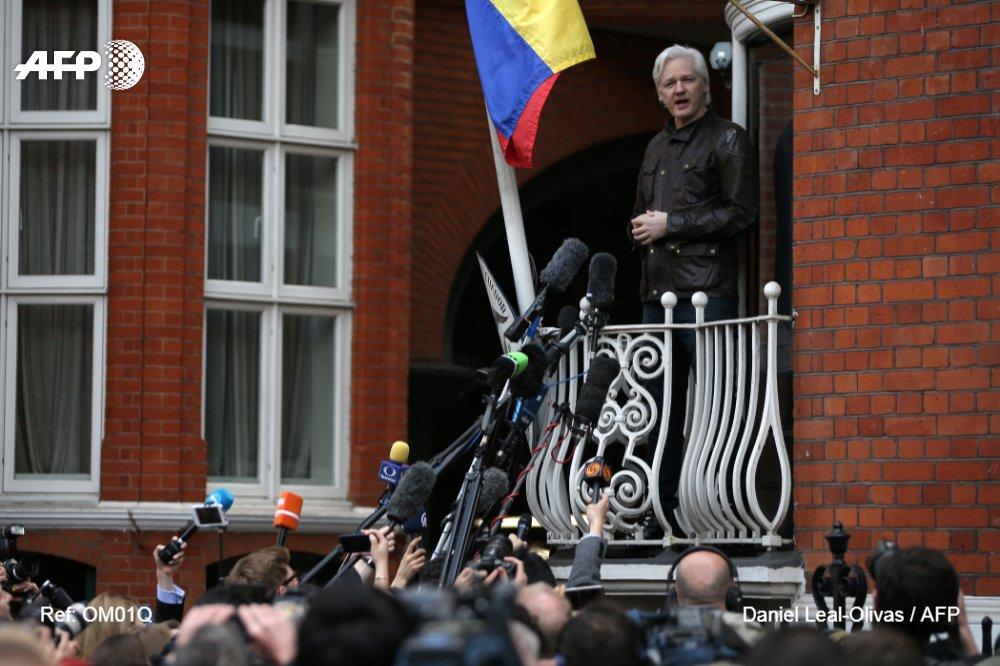 Ecuador está sorprendido por demanda de Julian Assange, dice canciller #AFP https://t.co/WrTVwDcR27