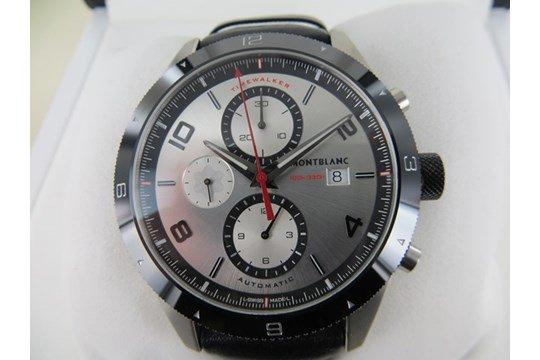 beb405cbc #onlineauction of range of 22 Montblanc watches incl Heritage Chronométrie;  Timewalker Chronograph; Boheme & Summit Smartwatch https://bit.ly/2CW4FyR  ...