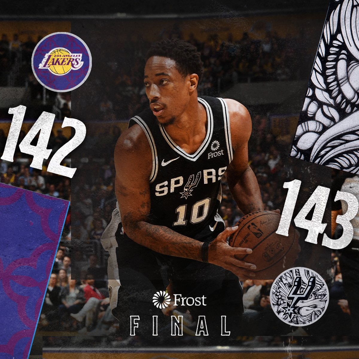 What. A. Game.  #GoSpursGo https://t.co/9vGFLba6Ja