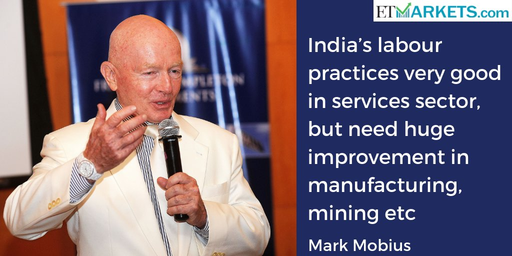 In our hunt for value, we often pay the least attention to people behind a business; people behind a company, what kind of morality they have, what's their philosophy are the real winner | @MarkMobiusReal   @MorningstarInc @in_morningstar   #ETMarkets #MICIN