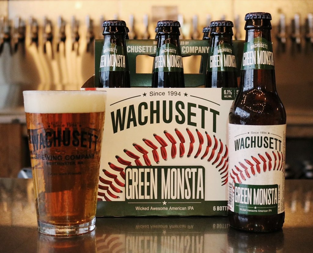 Wachusett Brewing on Twitter: