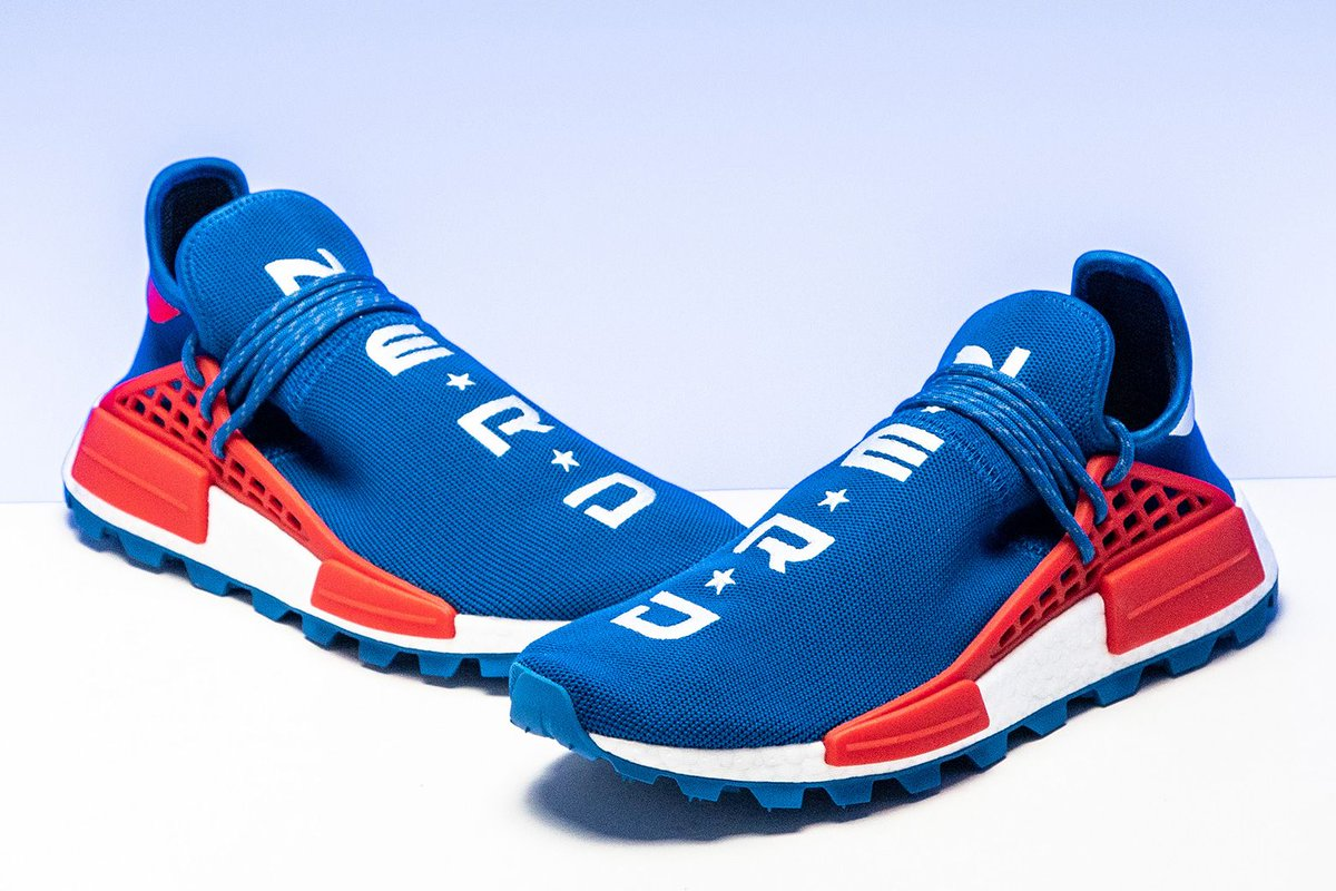 fd578db1c ... of this year s hottest ComplexCon exclusives. The Pharrell x adidas NMD  Hu