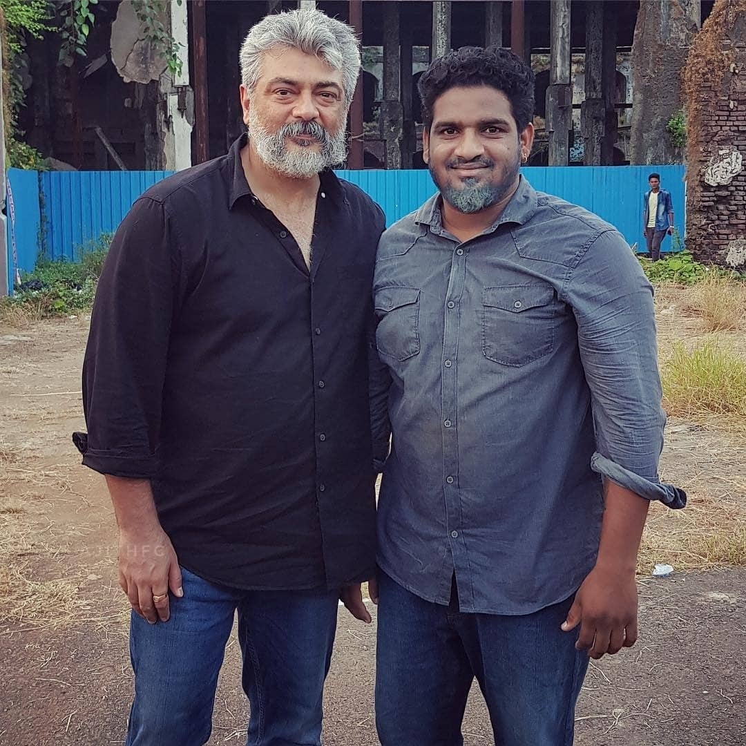 #VISWASAM MOTION POSTER and TEASER TO BE RELEASED ON...