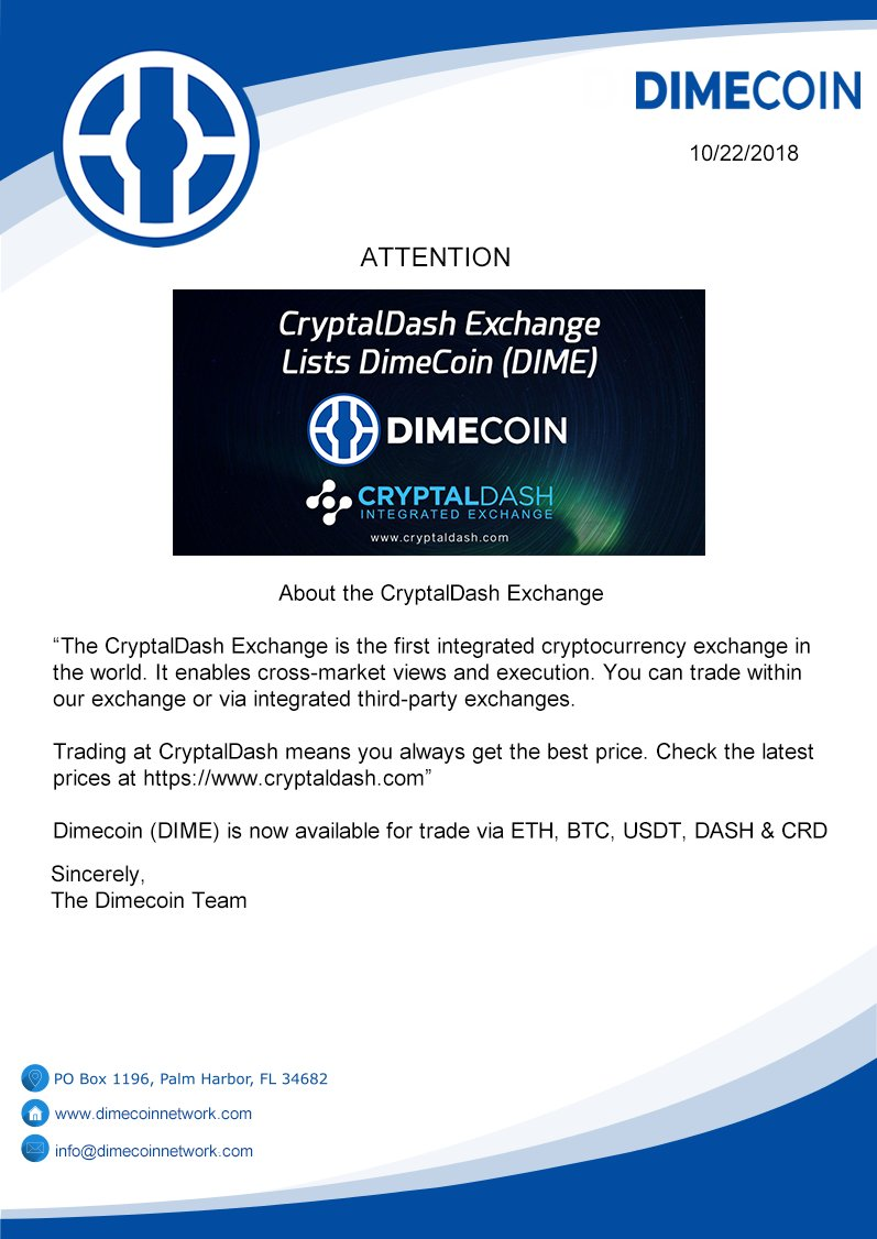 Dime coin crypto currency exchanges safest online sports betting sites 2021