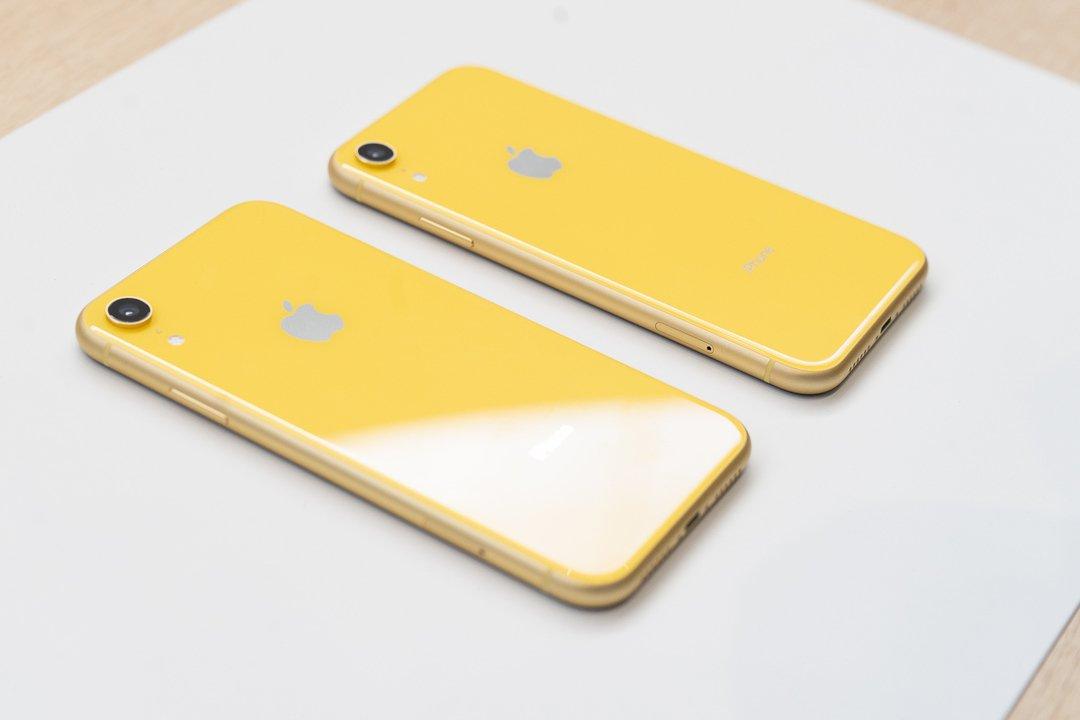 iPhone XR、名前の「R」にとくに意味はないらしい https://t.co/G133hukyFV