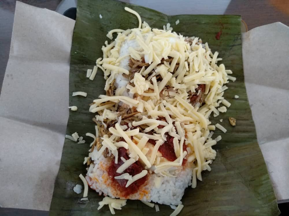 Malaysian dishes are being ruined by people who throw cheese into them. Lots of cheese. - Culture