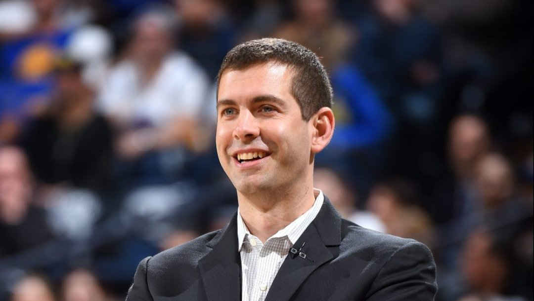 Risultati immagini per brad stevens you got a choice - you either come in