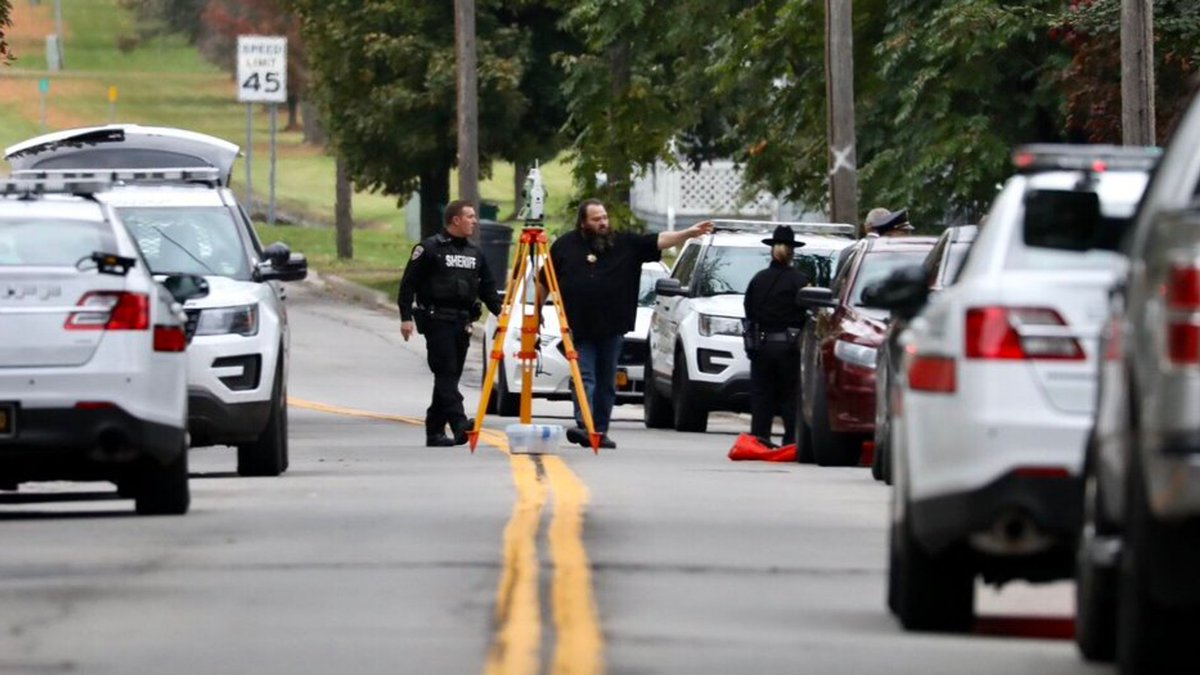 Search for gunman continues after double homicide in Sodus (full coverage)