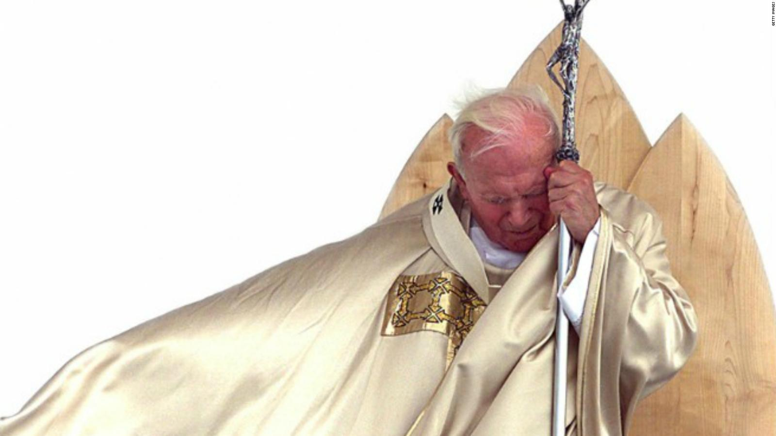 Día de San Juan Pablo II: los datos clave del papa que recorrió el mundo https://t.co/pn9zyyOzdx https://t.co/QgbEHbK9EB