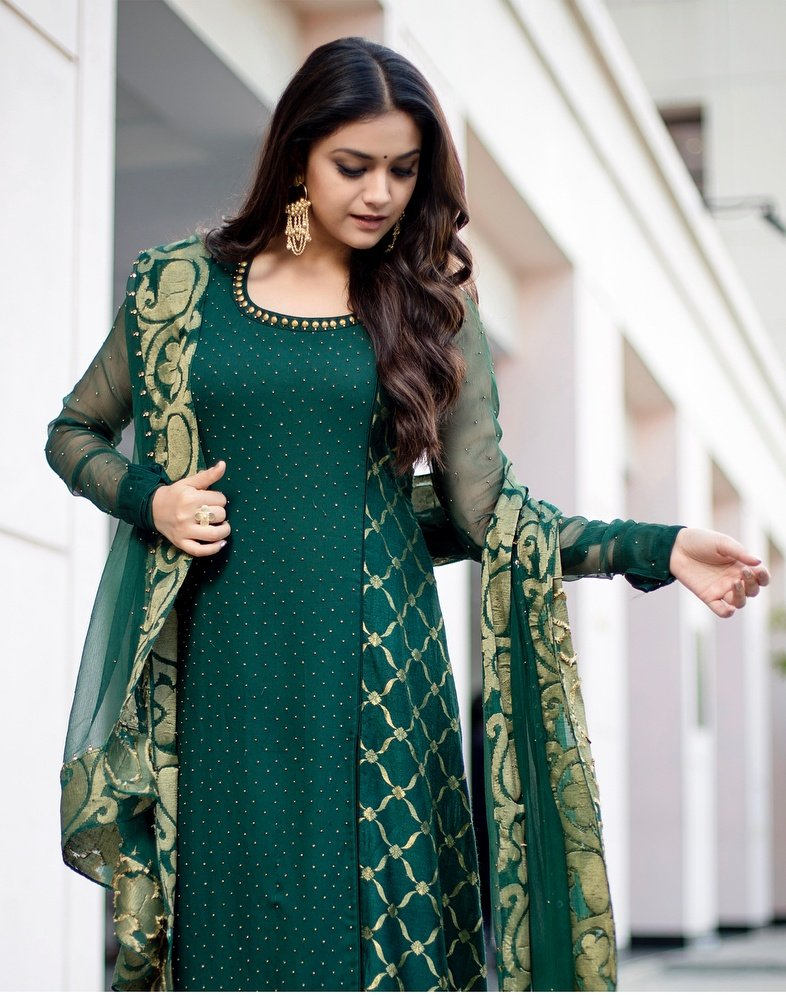 Keerthy Suresh happy with fans celebrating