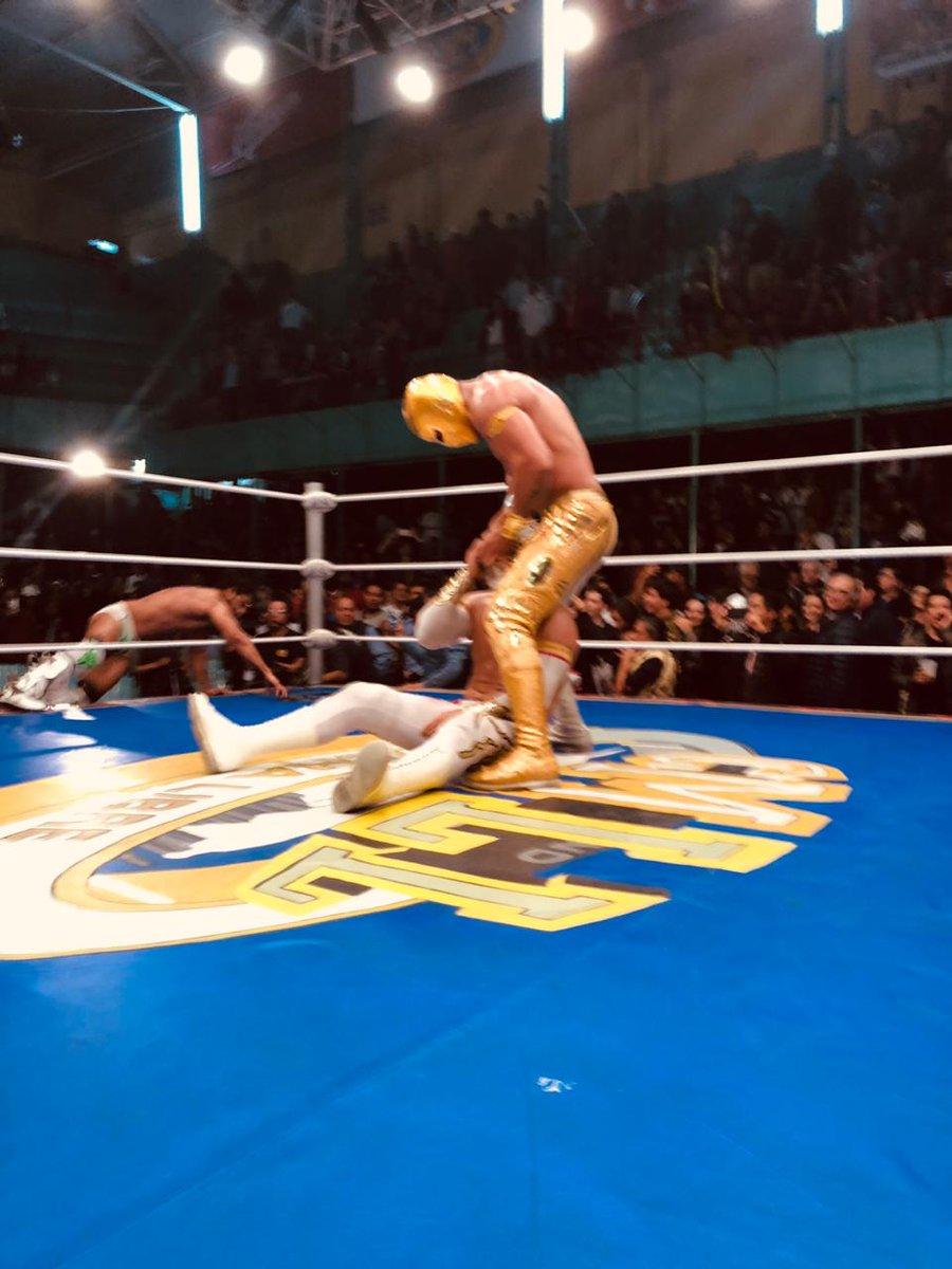 CMLL: Una mirada semanal al CMLL (Del 18 al 24 octubre de 2018) 18