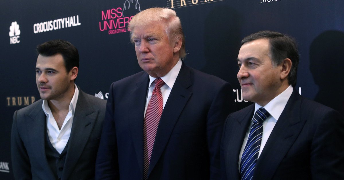 US banks closed accounts tied to former Trump business partner Aras Agalarov https://t.co/HtMKcqRO4w