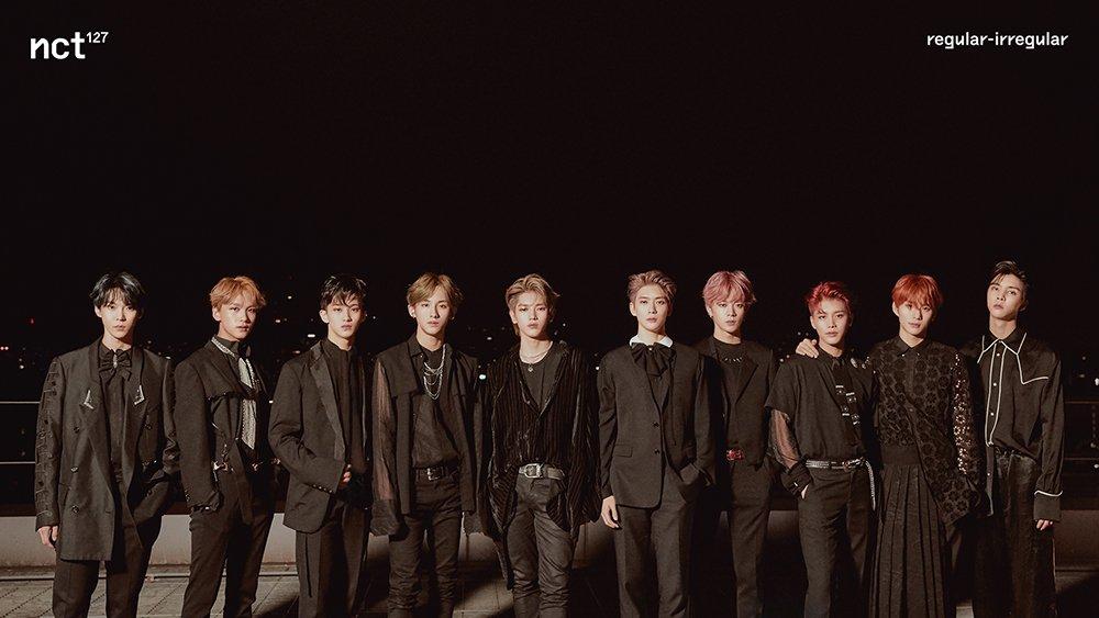 NCT 127 makes their Billboard 200 debut with 'Regular-Irregular'  https://t.co/dEBpsfM18t
