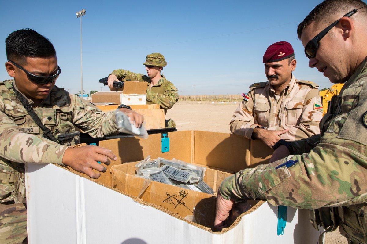 جهود التحالف الدولي لتدريب وتاهيل وحدات الجيش العراقي .......متجدد - صفحة 4 DqL2SVyUcAAl-if