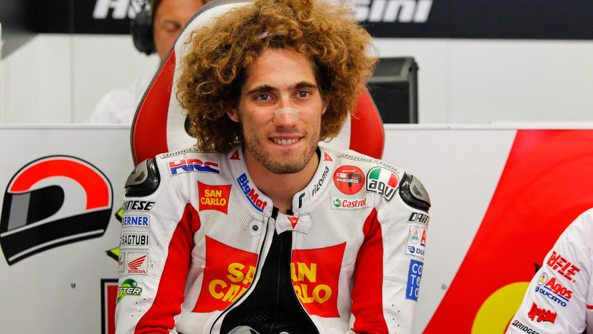 Sempre nel cuore 💕  Today marks 7 years since we lost Marco Simoncelli, but he'll always remain in our thoughts and hearts.