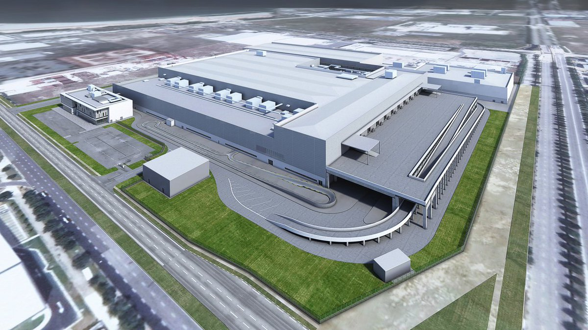 Dyson's new electric car manufacturing plant in Singapore scheduled to open in 2021 https://t.co/xU00o1mRjR